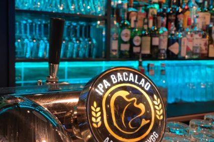 Eget bacalao-øl