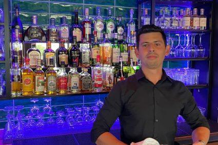 Dyktig bartender
